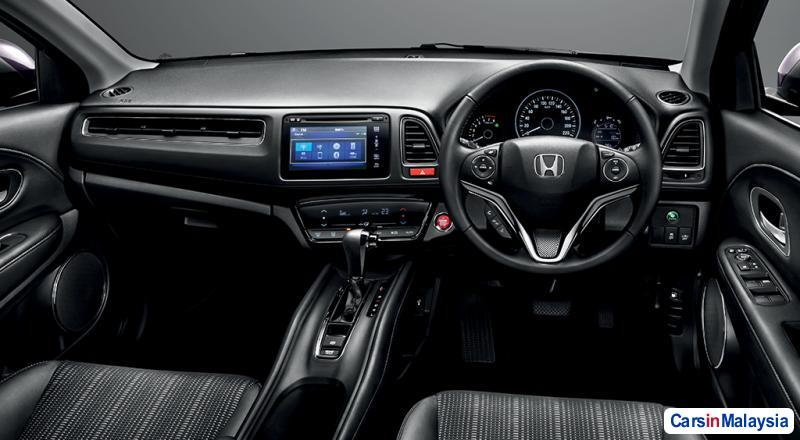 Honda HR-V Automatic 2016 in Malaysia