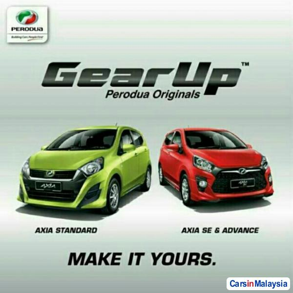 Picture of Perodua Bezza Automatic