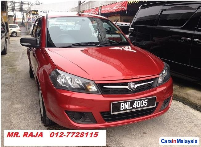 Picture of Proton Saga Automatic 2014
