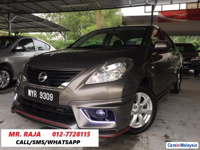 Picture of Nissan Almera 2013