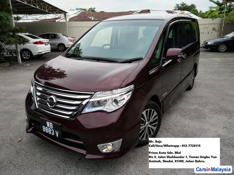 Picture of Nissan Serena Automatic 2015