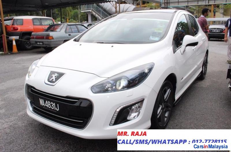 Picture of Peugeot 308 Automatic 2014