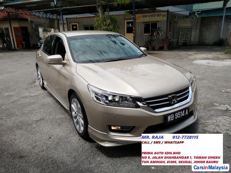 Picture of Honda Accord Automatic 2014