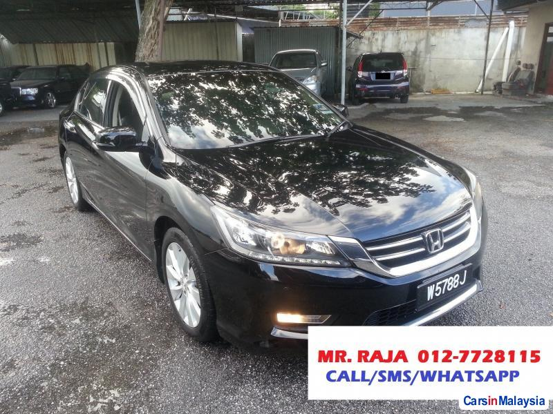Picture of Honda Accord Automatic 2013