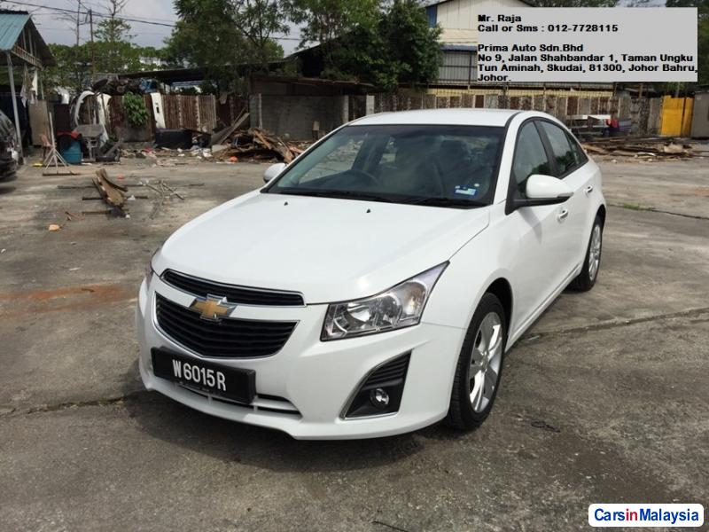 Picture of Chevrolet Cruze Automatic