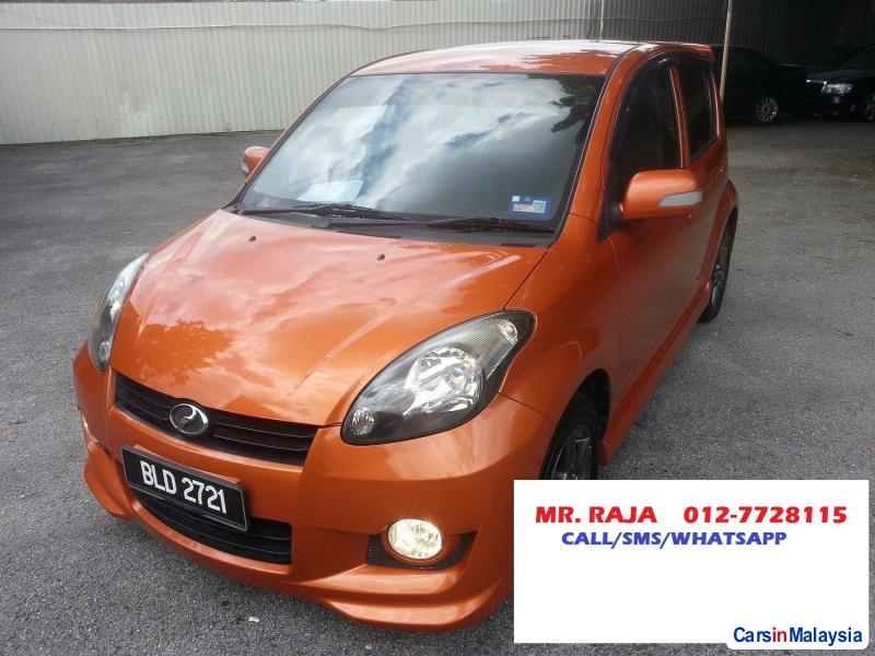 Pictures of Perodua Myvi Automatic 2011