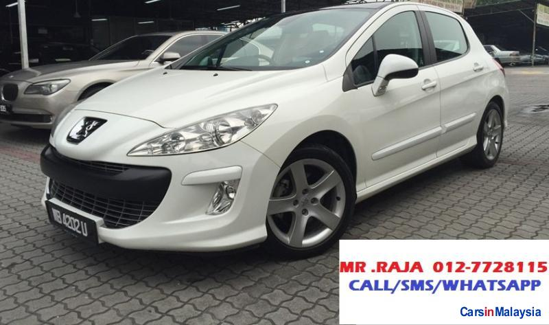 Pictures of Peugeot 308 Automatic 2012