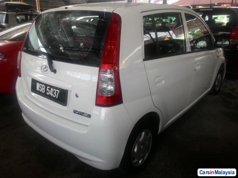 Picture of Perodua Viva Manual 2008
