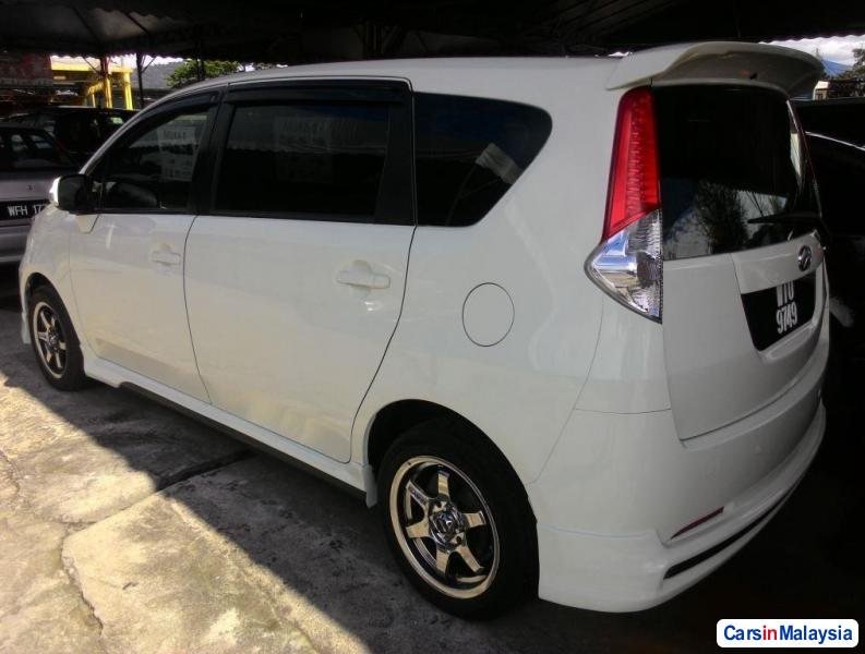 Picture of Perodua Alza Automatic 2010