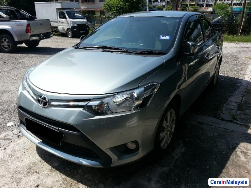 Picture of Toyota Vios Semi-Automatic 2015
