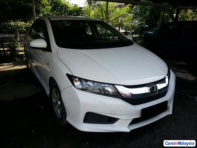 Picture of Honda City Automatic 2014