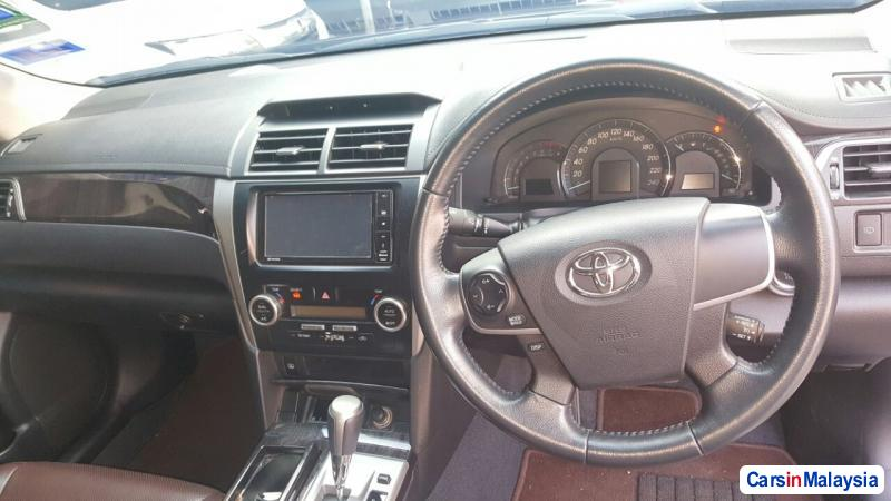 Picture of Toyota Camry Automatic 2014 in Kuala Lumpur