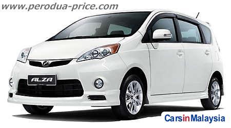 Picture of Perodua Alza Automatic 2013