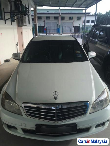 Picture of Mercedes Benz C180 Automatic 2010