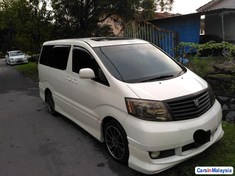 Pictures of Toyota Alphard