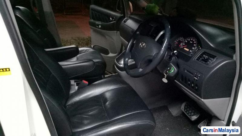 Toyota Alphard in Selangor