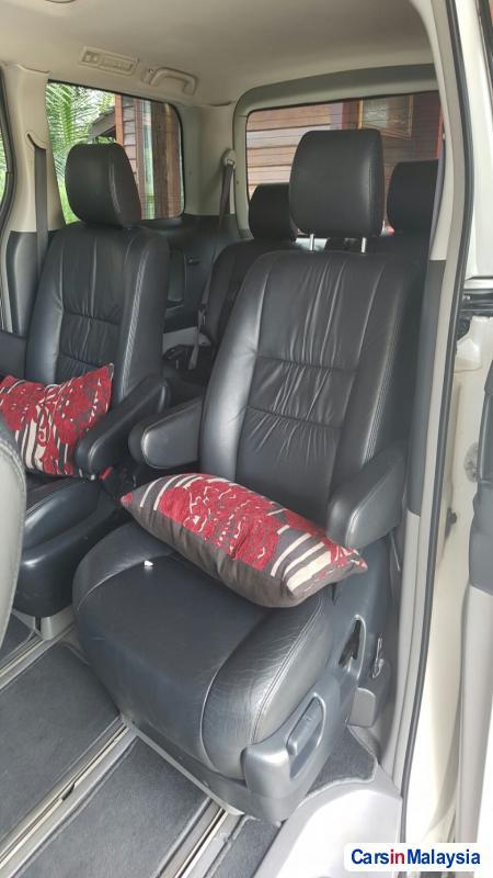 Toyota Alphard in Malaysia