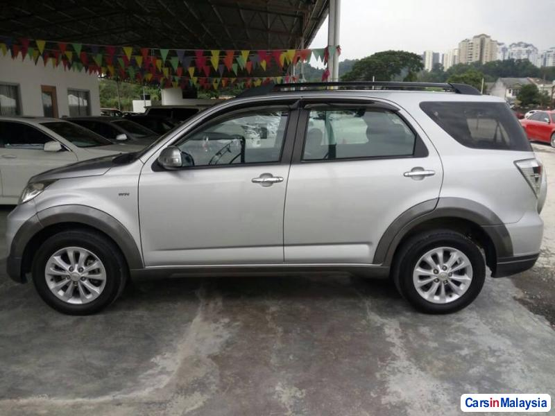 Picture of Toyota Rush Automatic 2011
