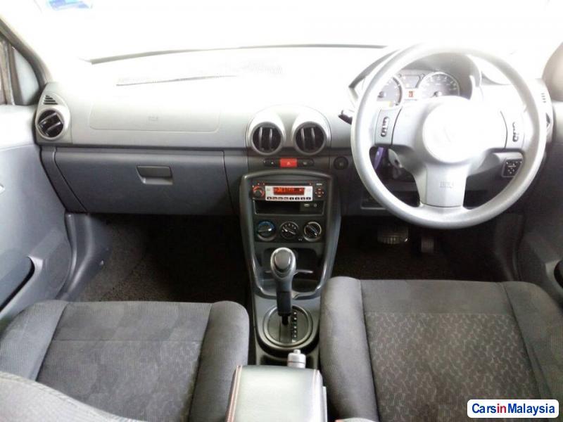 Picture of Proton Saga Automatic 2011 in Malaysia