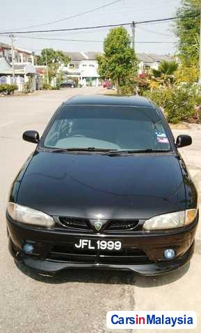 Pictures of Proton Wira Automatic 1999