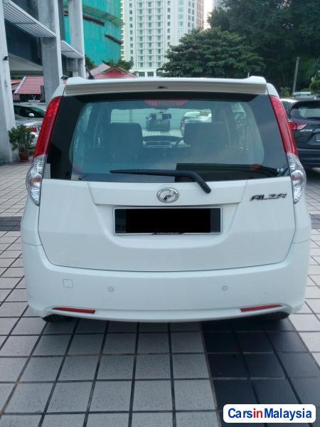 Perodua Alza Automatic 2013
