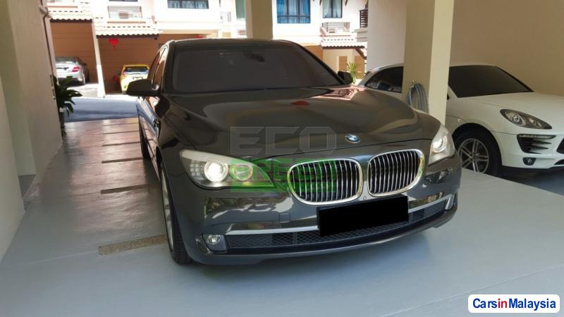 Pictures of BMW 7 Series Automatic 2012