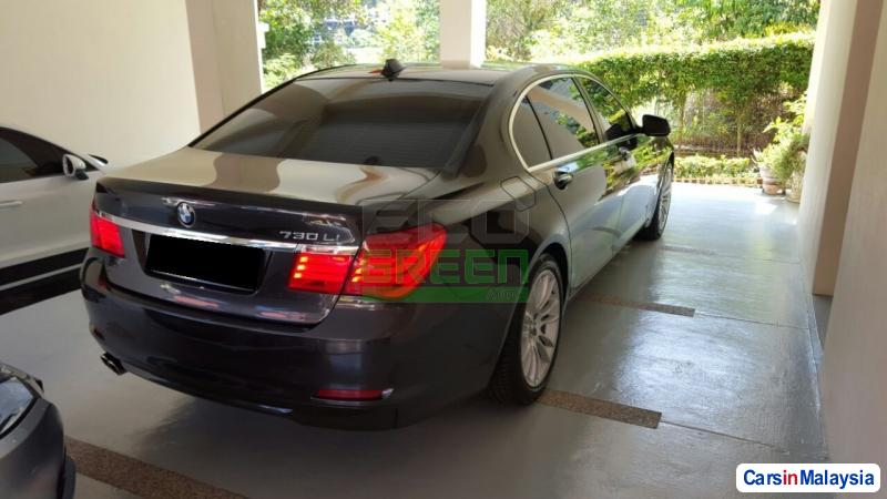 BMW 7 Series Automatic 2012