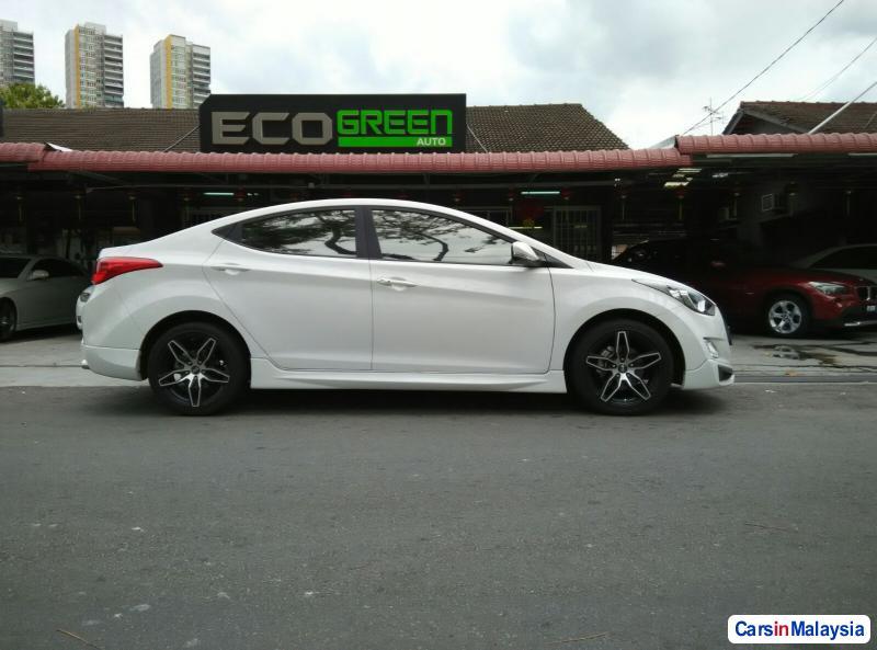 Hyundai Elantra Automatic 2012 in Penang