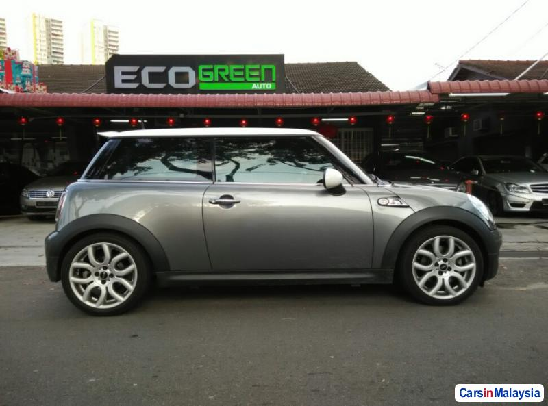 MINI Cooper S Automatic 2010 in Penang