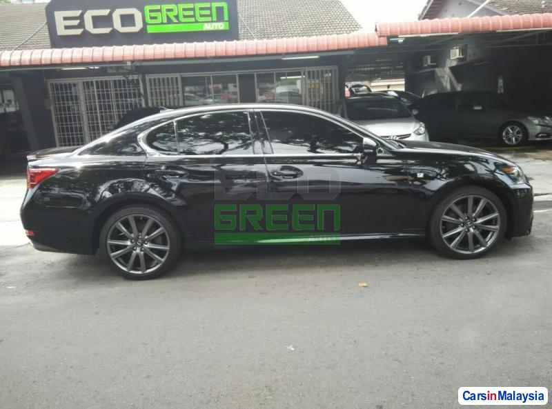 Lexus GS Automatic 2012 in Penang