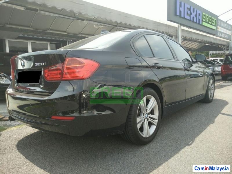 BMW 3 Series Automatic 2014 in Penang