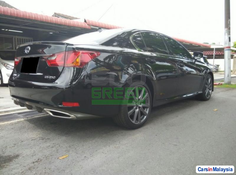 Lexus GS Automatic 2012 in Malaysia