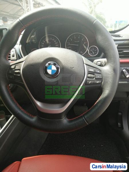 Picture of BMW 3 Series Automatic 2014 in Malaysia