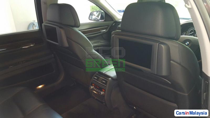 BMW 7 Series Automatic 2012 in Malaysia - image