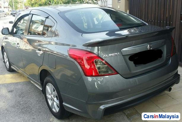 Picture of Nissan Almera 1.5-LITER ECONOMY SEDAN Automatic 2013