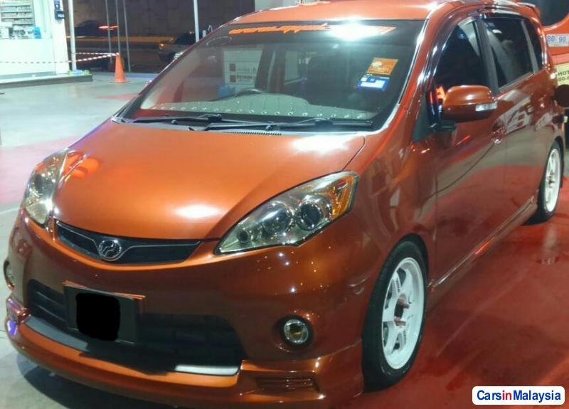 Picture of Perodua Alza Automatic 2013