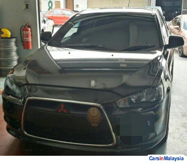 Picture of Mitsubishi Lancer 2 4-LITER SPORTBACK Automatic 2012