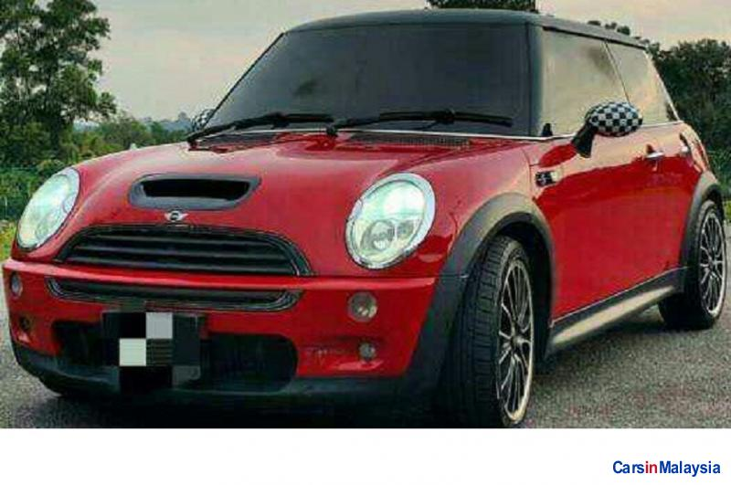Picture of MINI Cooper S Manual 2007