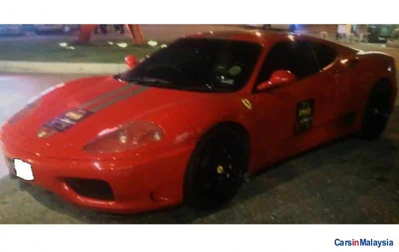 Picture of Ferrari 360 3.6-LITER LUXURY SUPER SPORT CAR Automatic 2010