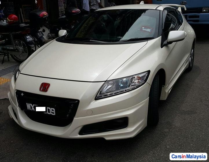 Picture of Honda CR-Z 1.5-LITER ECONOMY HATCHBACK Automatic 2012