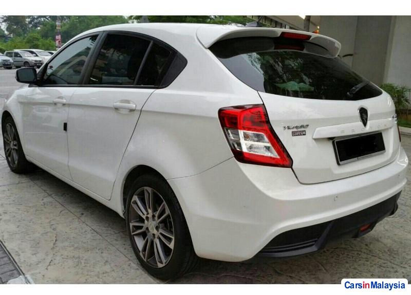 Picture of Proton Suprima S 1.6-LITER ECONOMY HATCHBACK Automatic 2013