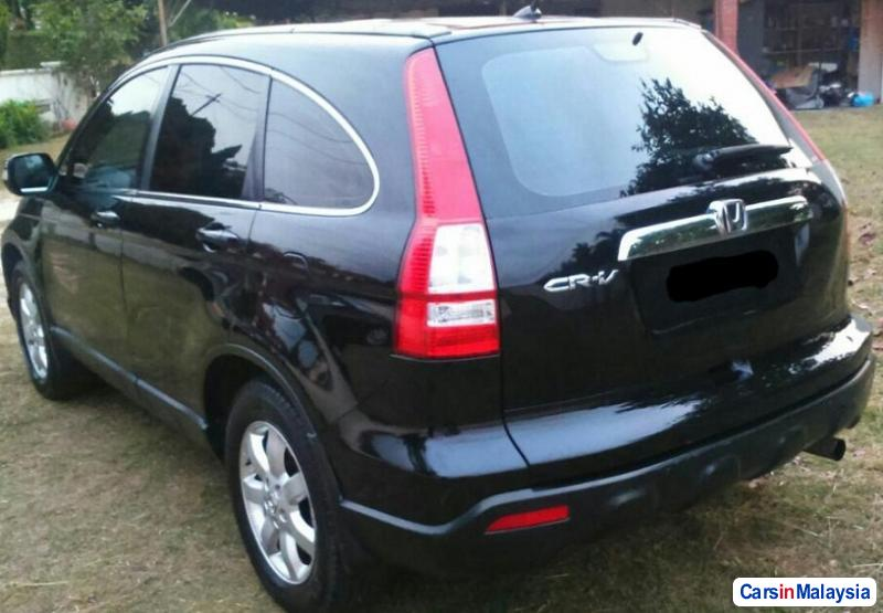 Picture of Honda CR-V 2.0-LITER LUXURY FAMILY SUV Automatic 2008