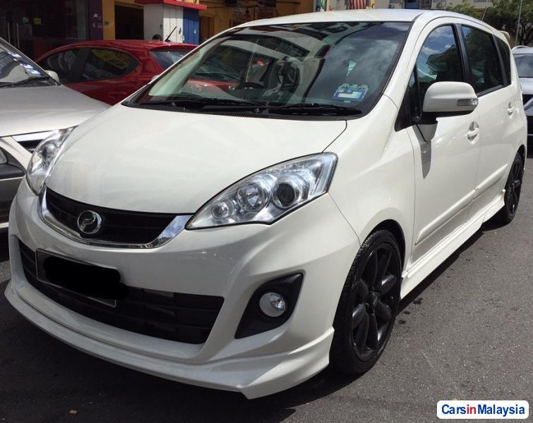 Picture of Perodua Alza Automatic 2014