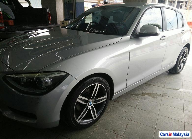 Picture of BMW 1 Series 1.6-LITER ECONOMY HATCHBACK Automatic 2014