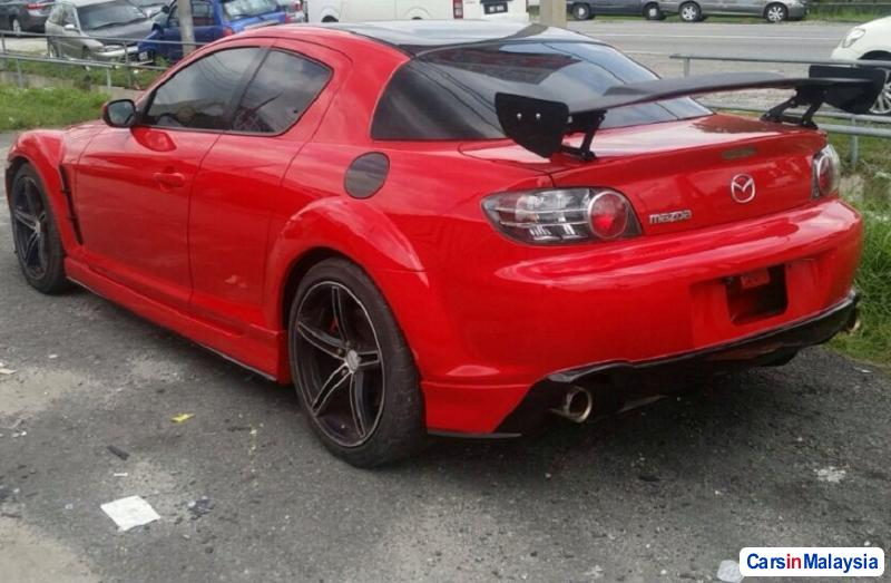 Mazda RX-8 1.3-LITER ROTARY SPORT CAR Automatic 2008 - image 2