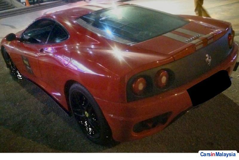 Ferrari 360 3.6-LITER LUXURY SUPER SPORT CAR Automatic 2010