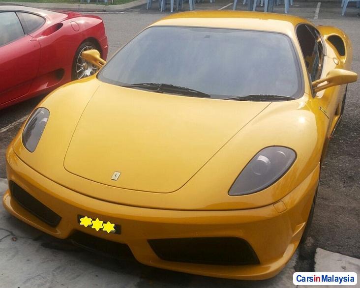 Ferrari F430 4.3-LITER SPORT CAR Automatic 2010