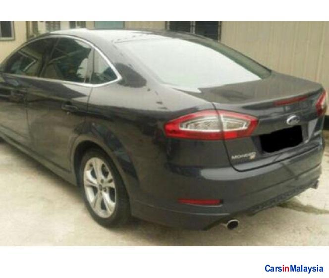 Ford Mondeo Automatic 2013