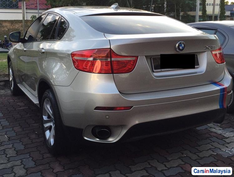 BMW X Automatic 2012