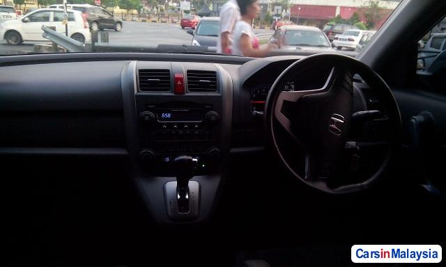 Honda CR-V 2.0-LITER LUXURY FAMILY SUV Automatic 2009 in Selangor
